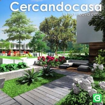 Parco Cercando Casa / Urban park