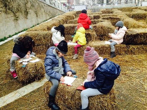 Labirinto di Natale - Ancona 2014