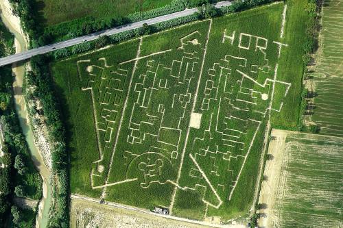 Labirinto del Duca - Senigallia 2014
