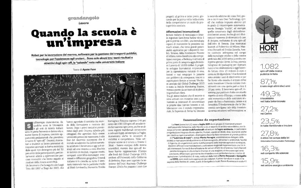 Sanpa Il giornale di SanPatrignano - 2012