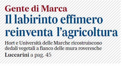 Il Messaggero - 28/07/2014