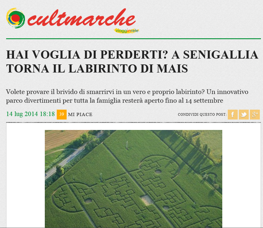 Cultmarche - 14/07/2014