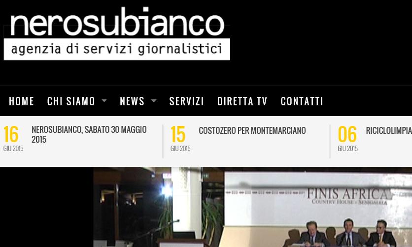 Nerosubianco.tv - 09/03/2015