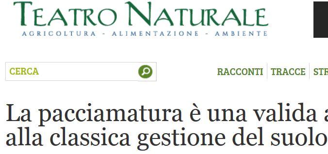 Teatro Naturale - 03/04/2015