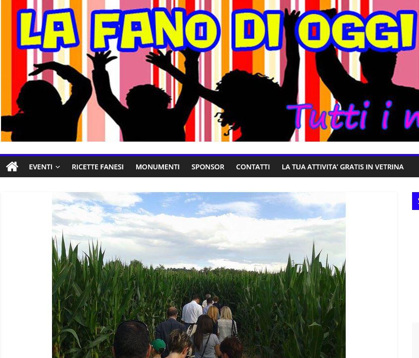 La Fano di oggi - 17/07/2014