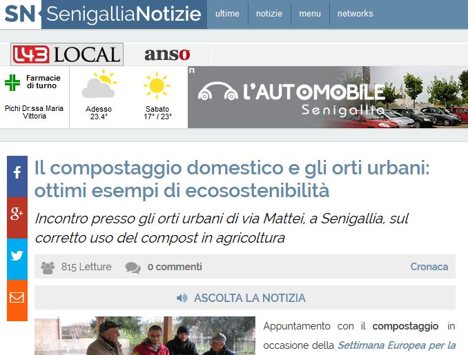 SenigalliaNotizie - 24/11/2013