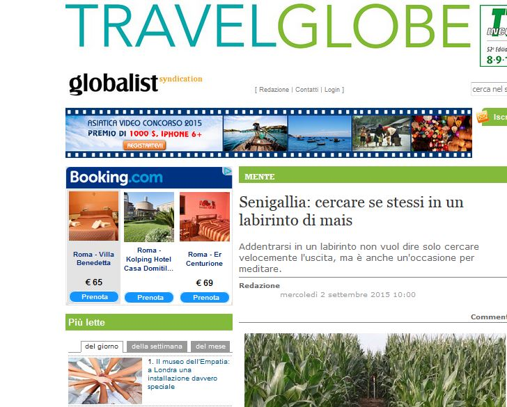 Travelglobe - 02/09/2015