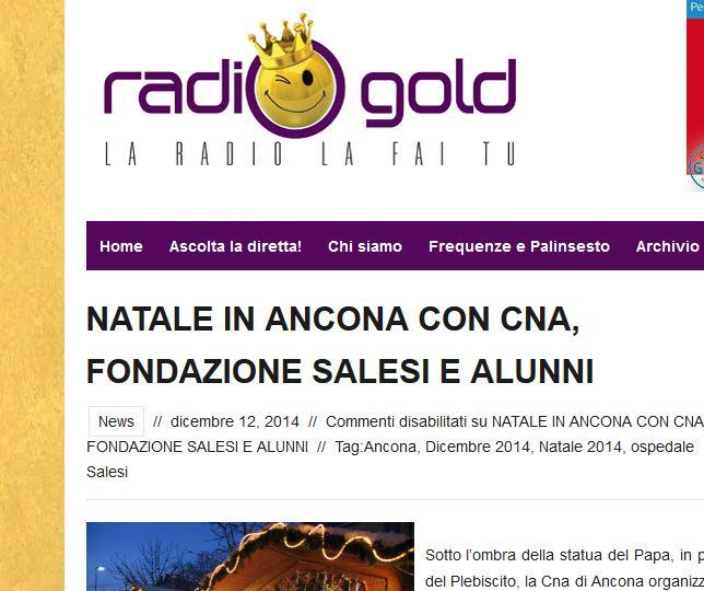 Radio Gold - 12/12/2014