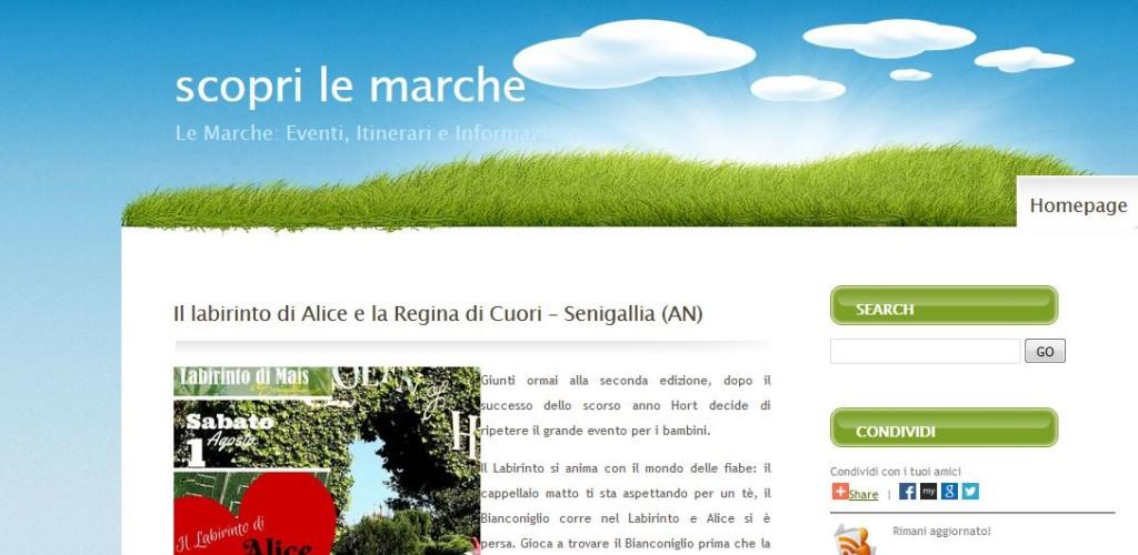 Blog Scopri le Marche - 30/07/2015