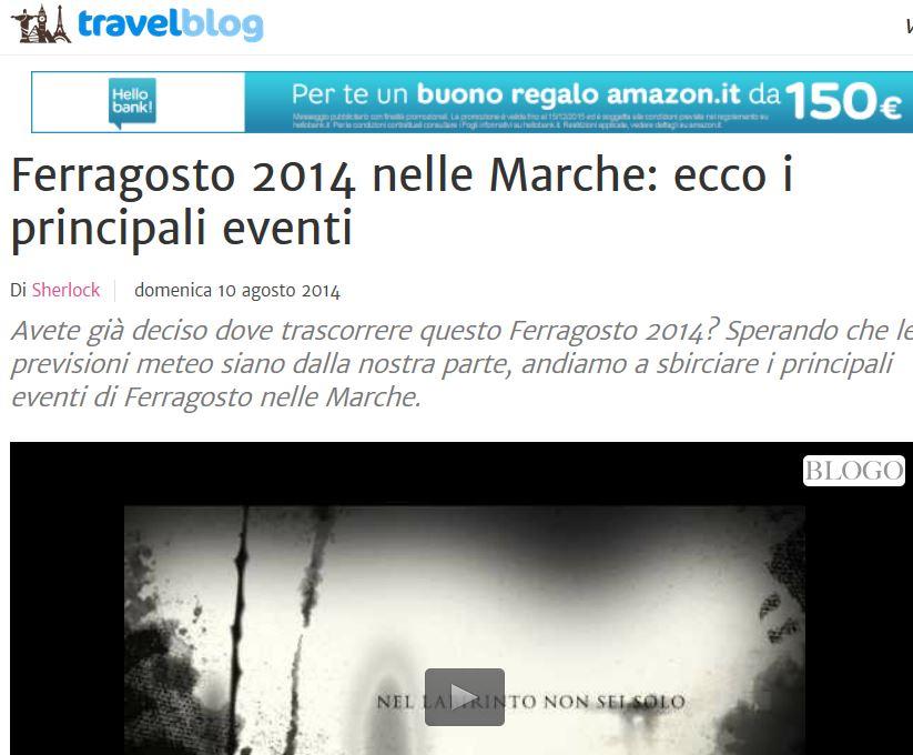 travelblog - 10/08/2014