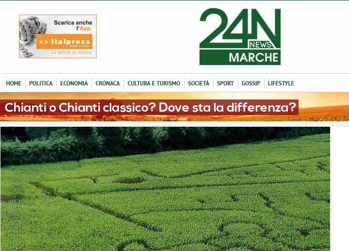 Marche 24news - 25/10/2015