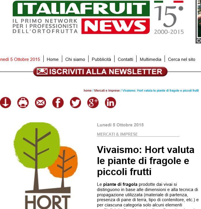 Italiafruit - 05/10/2015