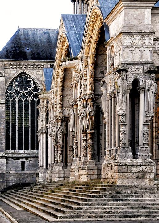 chartres, francia, cattedrale, labirinto,