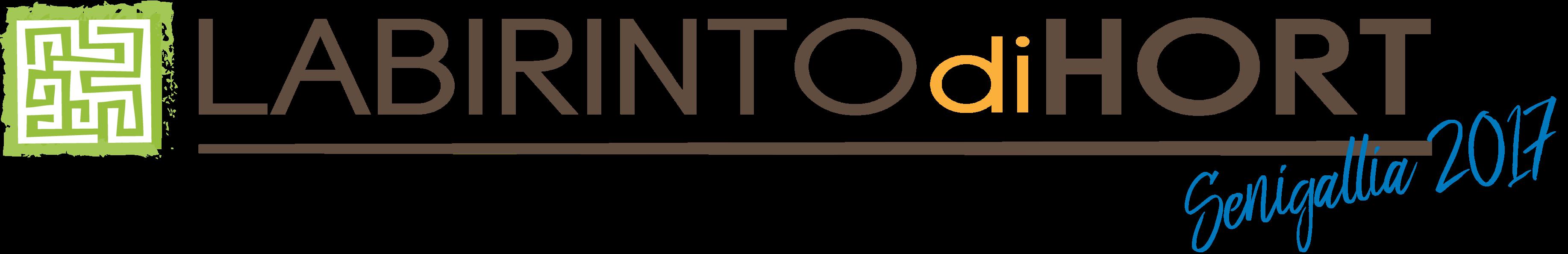 labirinto hort logo 2017