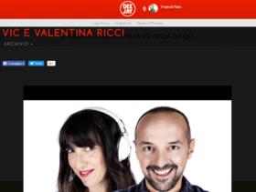 Radio Deejay - Vic e Valentina Ricci - 29/08/2017
