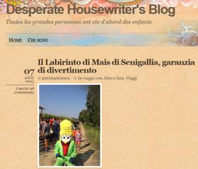 Desperate Housewriter's Blog - 07/08/2015