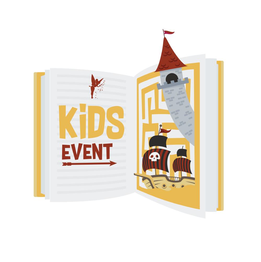 caccia al tesoro, evento per bambini labirinto di hort 2019