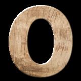 lettera O